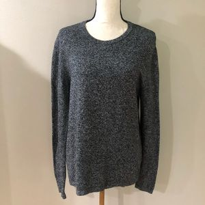 Zara Marled Knit Sweater